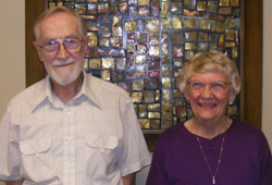 Joan Kocher and Robert L. Kocher - Marvin D. Cone Professor of Art, Emeritus